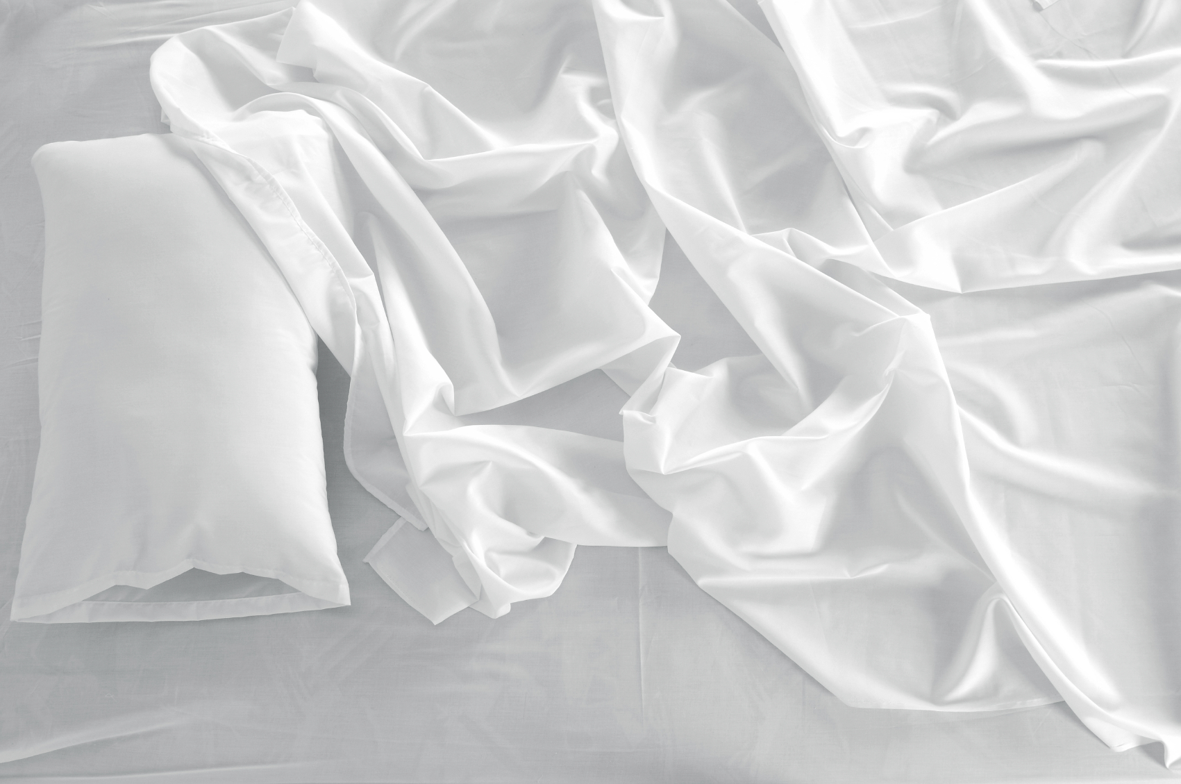 Bamboo Sheets White
