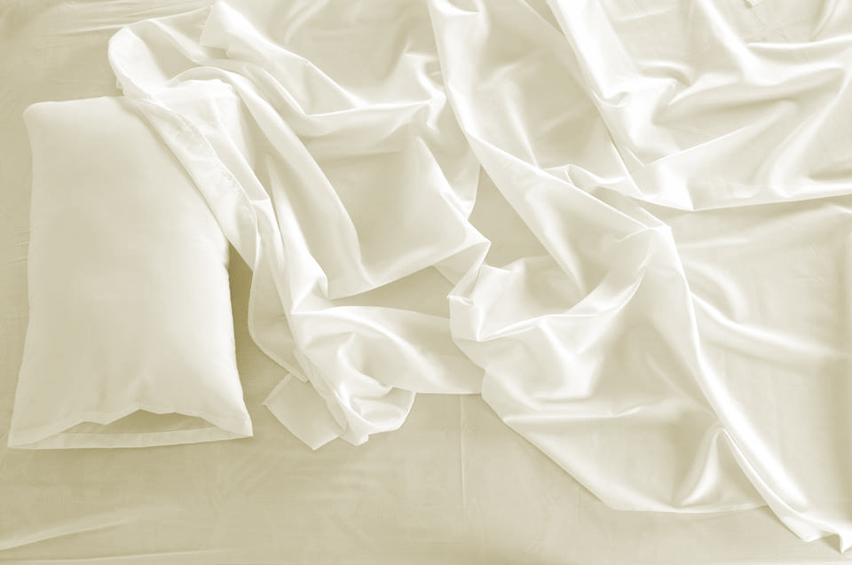 500 Thread Count Bamboo Sheets Ivory