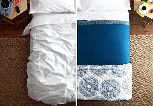 Duvet vs Comforter, What is the Difference Between a Duvet and a Comforter