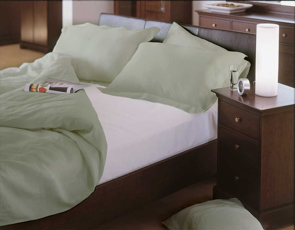 Bamboo Duvet Cover Set - Sage