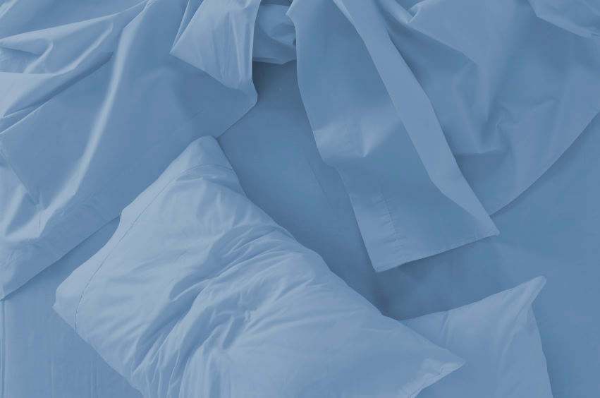 Bamboo Sheets - Blue - 320 Thread Count (TC)