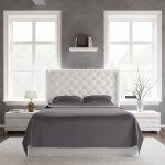 Bed Sheet Set_Charcoal_Front
