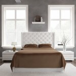 Bed Sheet Set_Chocolate_Front