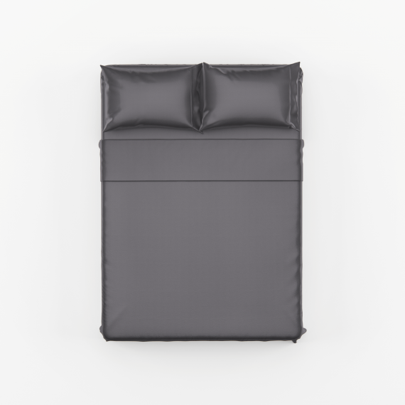Charcoal Bed Sheet Set