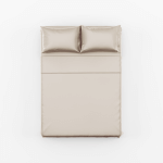 Ivory Bed Sheet Set