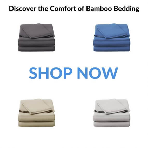 Discover the Comfort of Bamboo Bedding - Shop Now