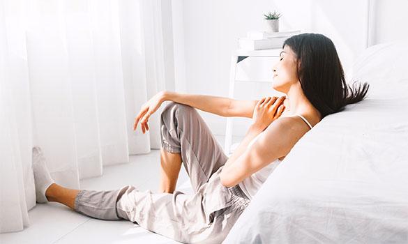 Pressure Point for Better Sleep
